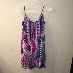 Express trapeze dress